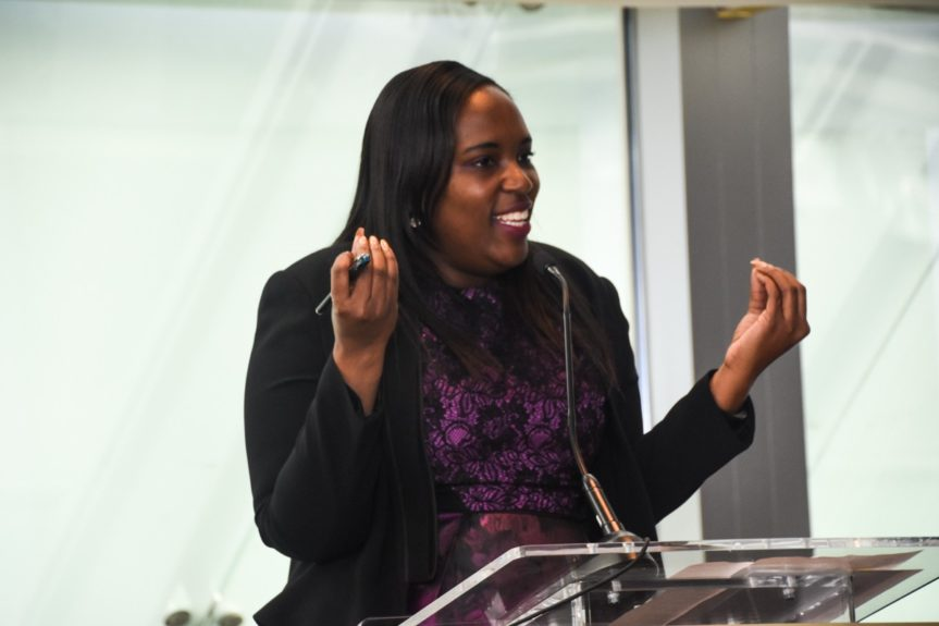<p> 	Hilton Worldwide Multicultural & Diversity Marketing Global Marketing Director, Andrea Richardson</p>