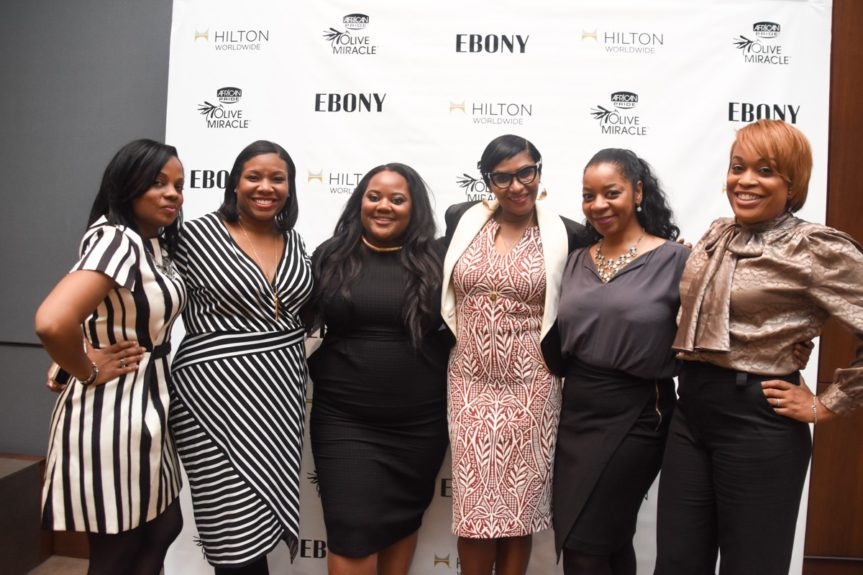 <p> 	Ericka Goodman -Hughey, EBONY, Nyle Washington, Starz Entertainment, Natasha Eubanks, TheYBF.com, Kierna Mayo, EBONY, Simone Smalls, Simone Smalls PR, Michelle Huff</p>