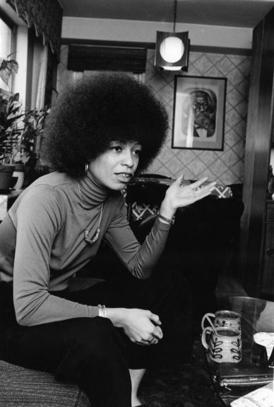 From the EBONY Collection, activist Angela Davis discusses efforts she is involved in. (G. Marshall Wilson) View the entire EBONY Collection by selecting STORE in the upper right corner of the homepage.