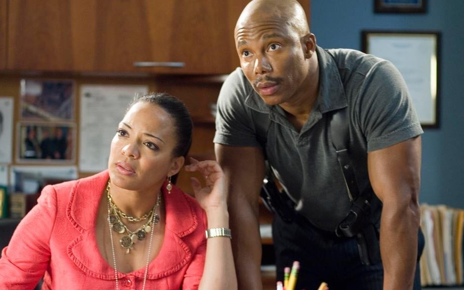 Morehouse alum Erik King, whose actual father was a police officer, played Sergeant James Doakes in Dexter (2006-present.) King also starred in NYPD Blue (1993-2005.)
