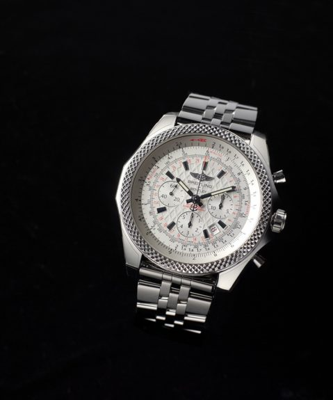 "<p> 	Breitling for Bentley B06 Watch ($12,370; <a href=""http://breitling.com"" target=""_blank"">breitling.com</a>)</p>"