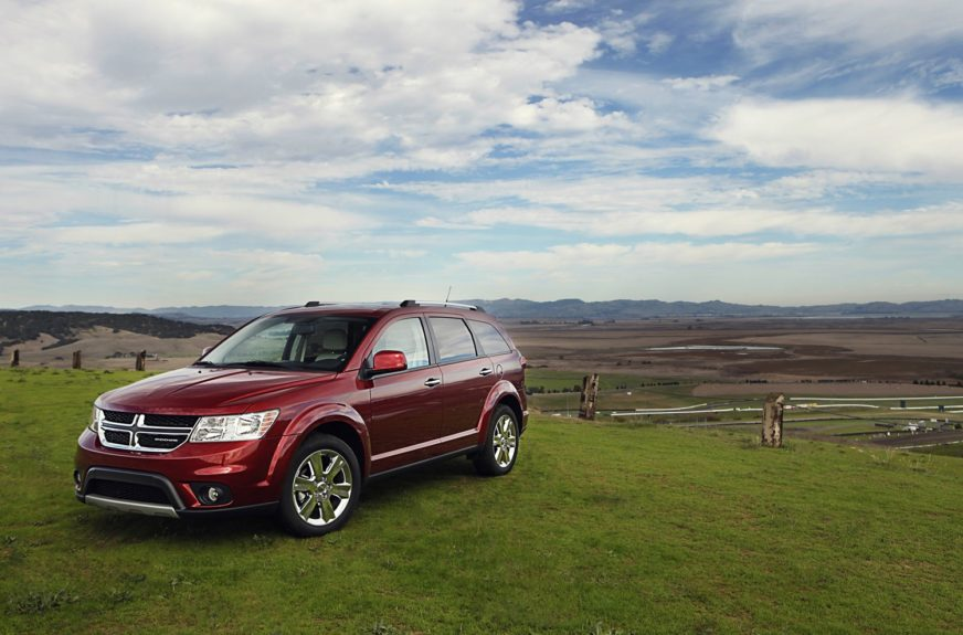 Dodge Journey SXT: with a 6-cylinder engine runs around $1,143 annually.