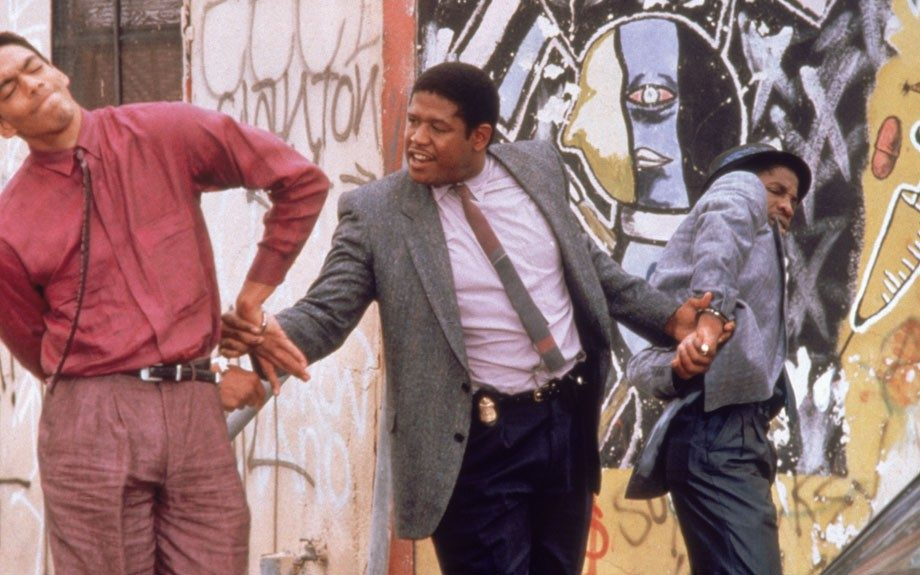 Academy Award winner Forest Whitaker played the role of Sergeant Dennis Curren in the police action comedy Downtown (1990.) Sgt. Al Powell in <em>Die Hard </em>(1988) and sequel Die Hard 2 (1990.)