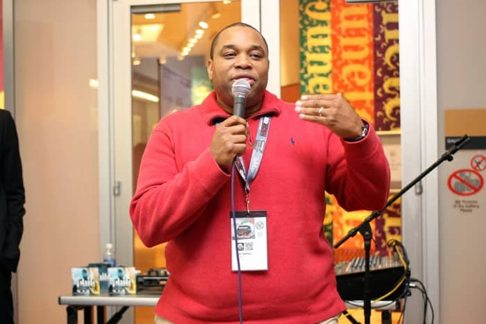 Carl Settles of Youth Media Project and founder of E4 Youth.