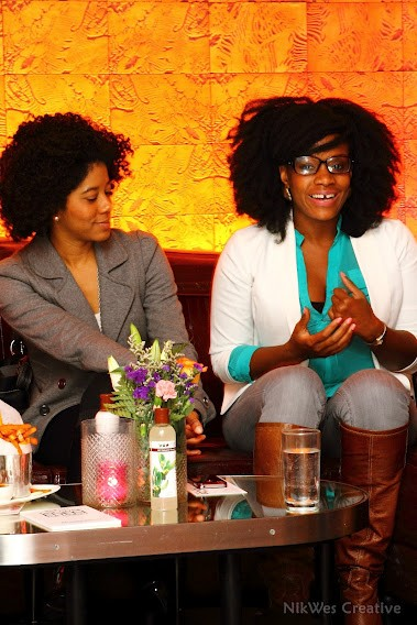 Brunch with EDEN Guests Speak Candidly on Hair and Its Influences