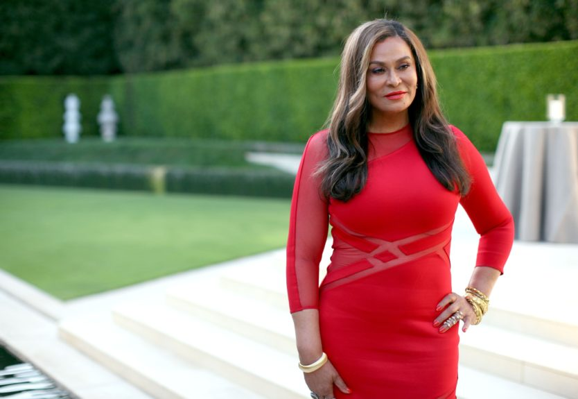 """Tina Knowles glams it up poolside at a posh<span style=""""color: rgb(85, 85, 85); font-family: Georgia, Garamond, Times, 'Times New Roman', serif; font-size: 14px; line-height: 21px;"""">mansion party in Holmby Hills.</span>"""