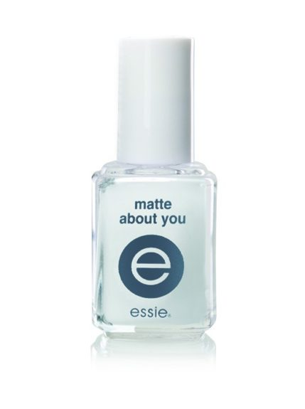 "This season is all about matte nails.  Essie makes finding your favorite shade in matte easier for you with its Matte About You finisher. $10, <a href=""http://www.ulta.com/ulta/browse/productDetail.jsp?productId=xlsImpprod1470066&categoryId=cat80070"">www.ulta.com</a>.."