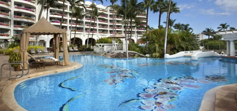 """Enjoy the many pools and hot tubs at <a href=""""http://www.fairmont.com/kea-lani-maui/"""" target=""""_blank"""">The Fairmont Kea Lani</a>, including the adults-only pool, and the kid-friendly pool with a winding water slide"""