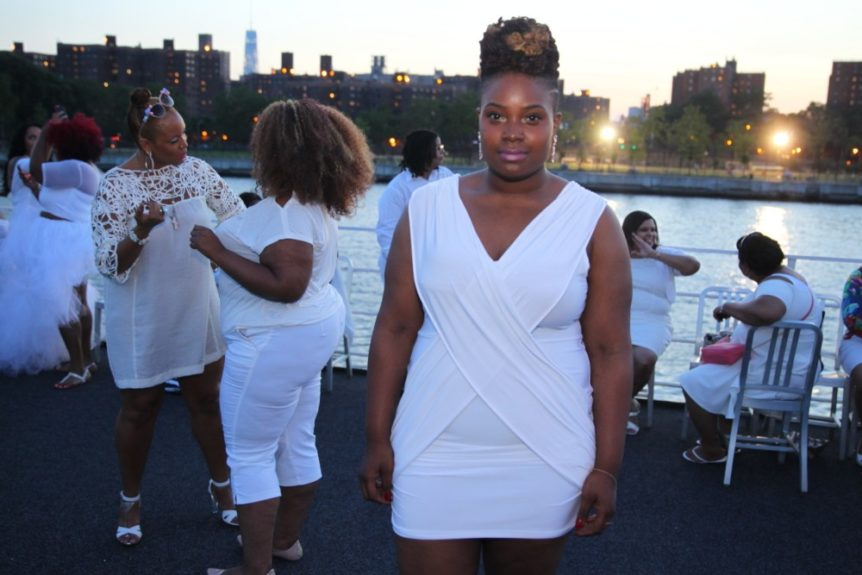 Face of Full Figured Fashion Week, Bree Woodley