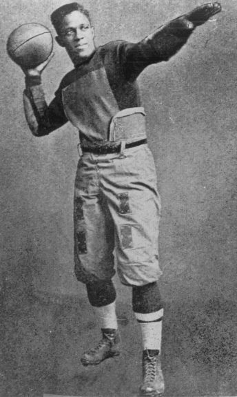 "<p> 	<strong>1920</strong></p> <p> 	Frederick Douglas ""Fritz"" Pollard, considered by many to be the league's first Black QB, led the Akron Pros to the first-ever NFL Championship.</p>"