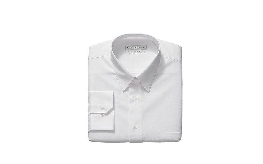 Geoffrey Beene Stitched Shirt, $52.50 at macys.com