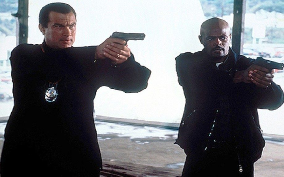 His brother Keenen Ivory Wayans portrayed tough LAPD cop Jim Campbell, who has little patience for his new partner Jack Cole, played by Steven Seagal in <em>The</em> <em>Glimmerman</em> (1996)