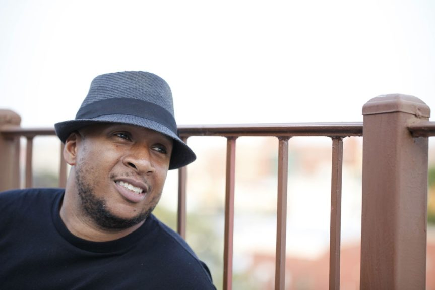 Name: Guy Routte. Age: 40. Occupation: CEO of W.A.R Media. LLC