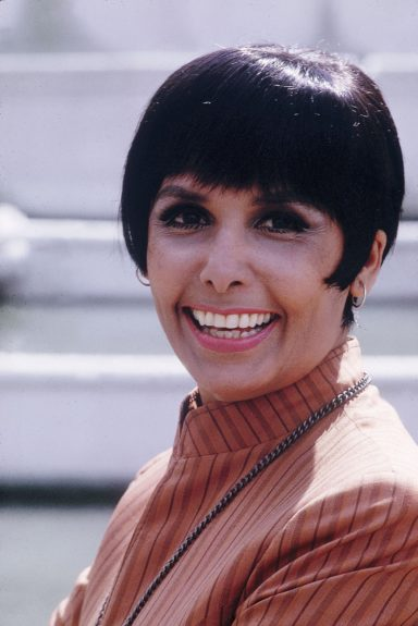 Lena Horne appears in this 1968 photo, which was the selected as EBONY July cover.  This makes Lena's ninth feature of gracing EBONY's cover  since her first debut in March 1946. (Moneta Sleet, Jr./Ebony Collection)