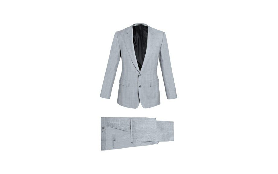 Hardy Amies Prince of Wales Suit, $1,680 at matchesfashion.com