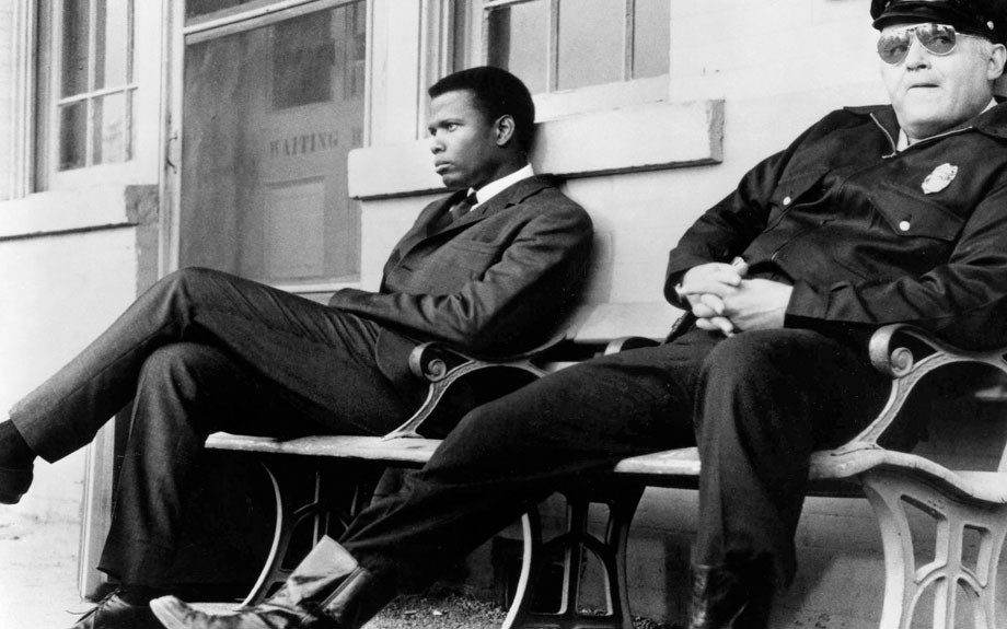 The Academy Award-winning mystery film <em>In the Heat of the Night </em>(1967) and its equally popular sequels (1970, 1971) star movie legend Sidney Poitier in the iconic role of Detective (then Captain) Virgil Tibbs.