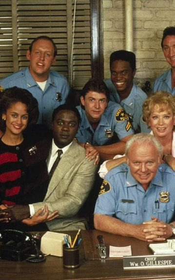 """A spinoff off of the box office smash In the """"Heat of the Night"""", the similarly titled television series (1988-1995) featured Howard Rollins in the reprisal role of Captain Tibbs. Geoffrey Thorne played Sergeant Wilson Sweet."""