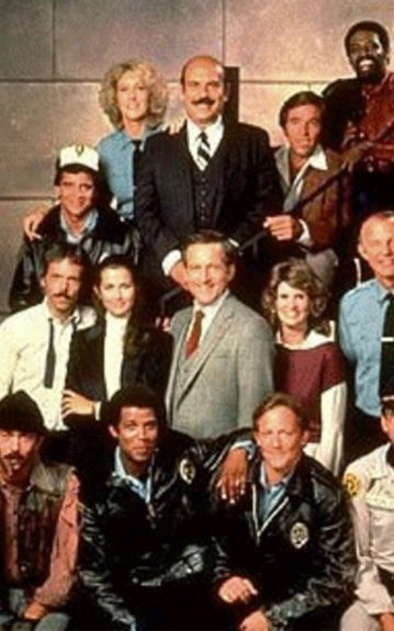 """The series """"Hill Street Blues"""" (1981-1987) launched the careers of several Black actors including Michael Warren as Officer Bobby Hill and Taurean Blacque as Detective Neal Washington."""