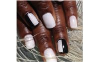 Nail Files: All Dressed Up in Black and White