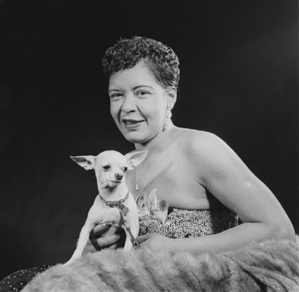 Love this picture of Billie Holiday? You can purchase it at the EBONY Collection Store at bit.ly/1099njz