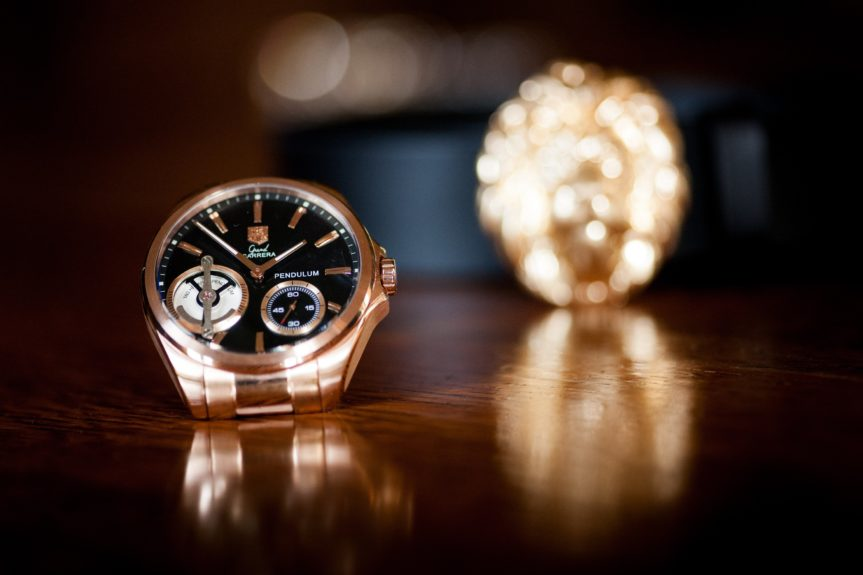 A Little Shine: Nothing speaks class like a touch of gold