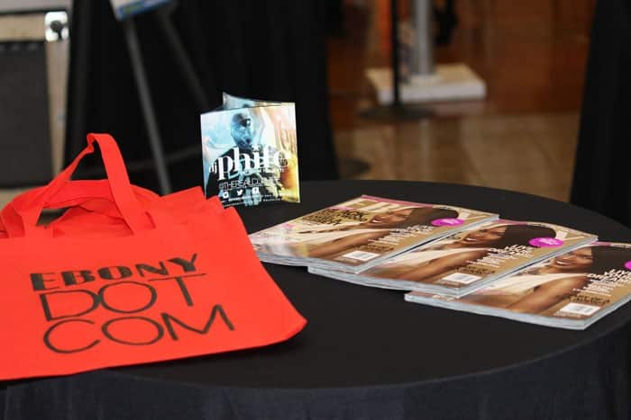 Be sure to grab one of these bright red EBONY.com bags if you see our team in these Austin streets this week!