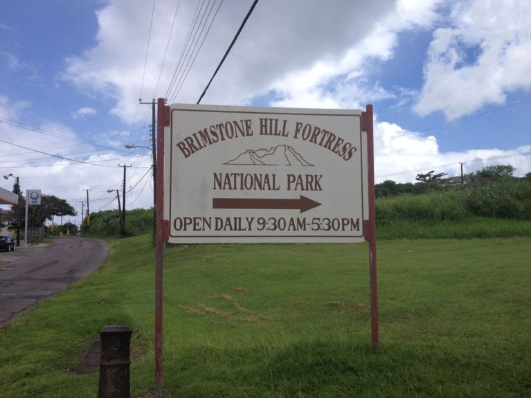Brimstone Hill Fortress and National Park
