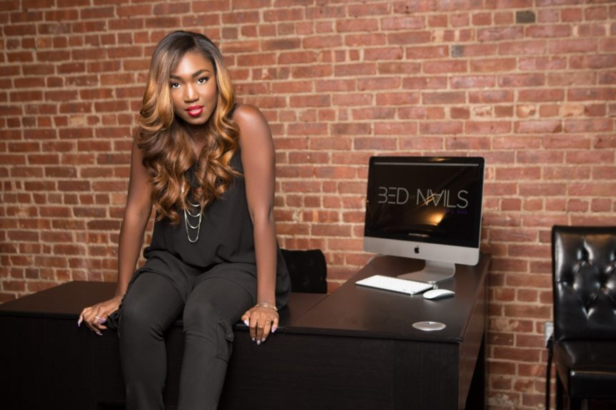 We send our congrats to the young Black entrepreneur doing her thing to the fullest