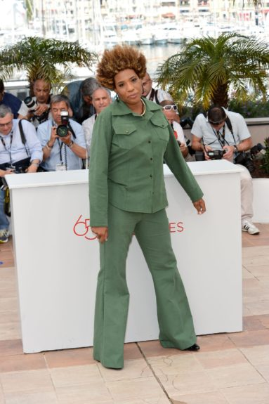 Macy Gray attending the 'The Paperboy' photocall during the 65th Annual Cannes Film Festival at Palais des Festivals in Cannes, France.