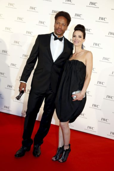 Gary Dourdan attending the IWC FilmMakers dinner during the 66th Annual Cannes Film Festival in Cannes, France.