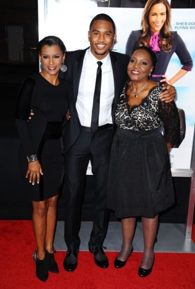 """<span id=""""ctl00_ctl00_TopMasterPlaceHolder_ContentPlaceHolder1_lblAssetCaption"""">Trey Songz arriving at the premiere of<em>Baggage Claim</em>in Los Angeles.</span>"""