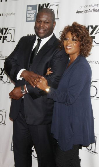 Steve McQueen, Alfre Woodard attendingthe 51st New York Film Festival presents<em>12 Years a Slave</em>at Alice Tully Hall at Lincoln Center in New York City.
