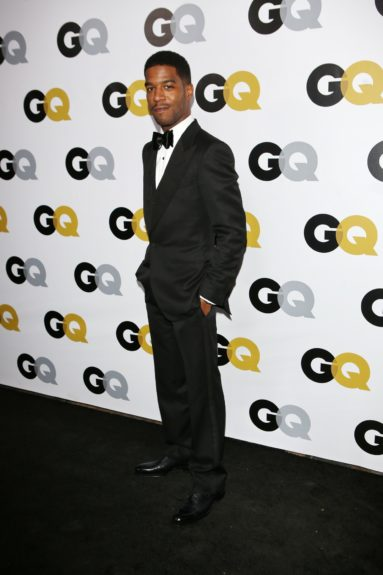 Kid Cudi arriving at <em>GQ</em> Celebrates the 2013 Men of the Year at the Wilshire Ebell Theatre in Los Angeles.