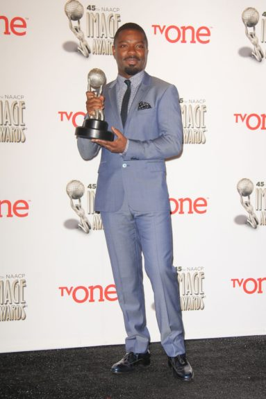 David Oyelowo at the 45th annual NAACP Image Awards