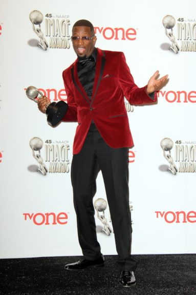 Rickey Smiley at the 45th annual NAACP Image Awards