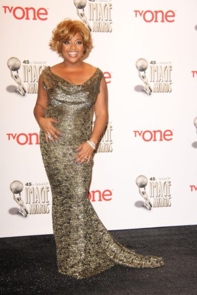 Sherri Shepherd at the 45th annual NAACP Image Awards