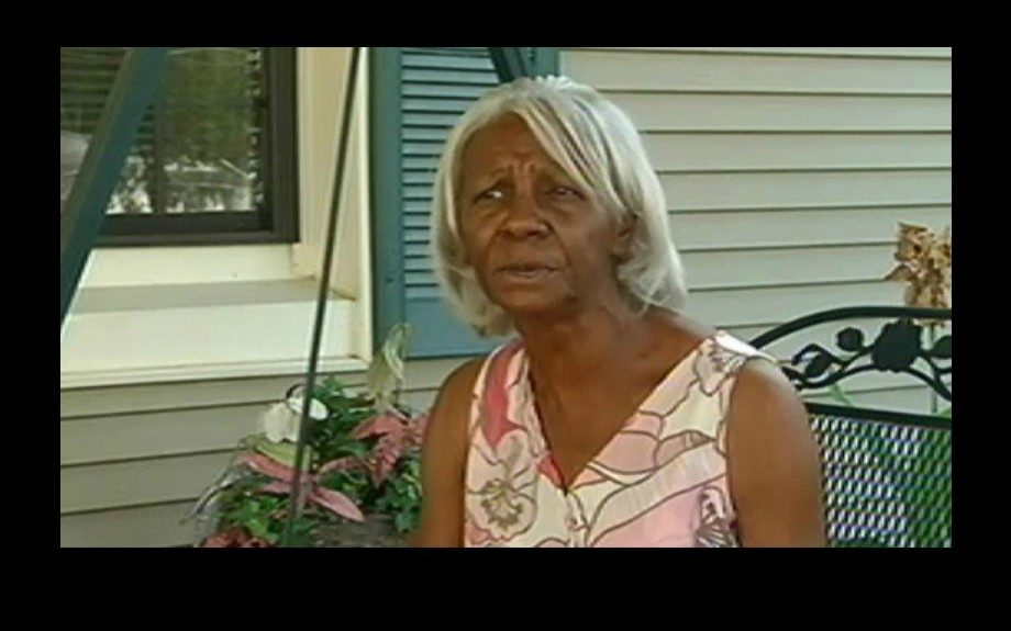 Ina Garrett was arrested for hitting her pastor over the head with a bible after he refused to give up his position within the church!