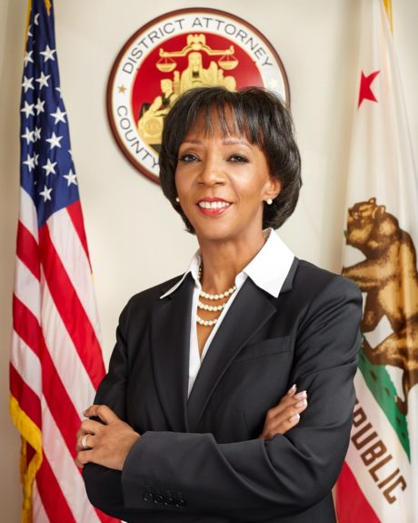 Honorable Jackie Lacey: Los Angeles District Attorney