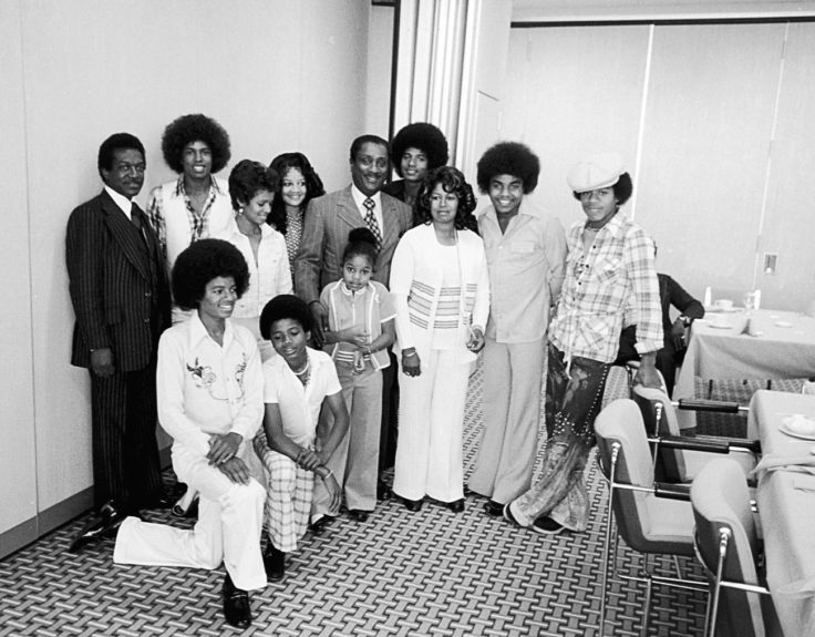 The Jacksons clan part two