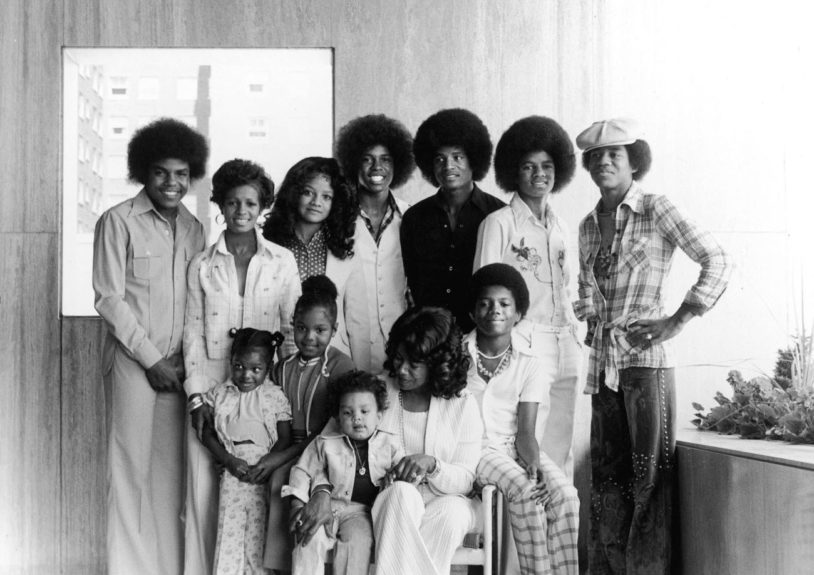The Jacksons clan