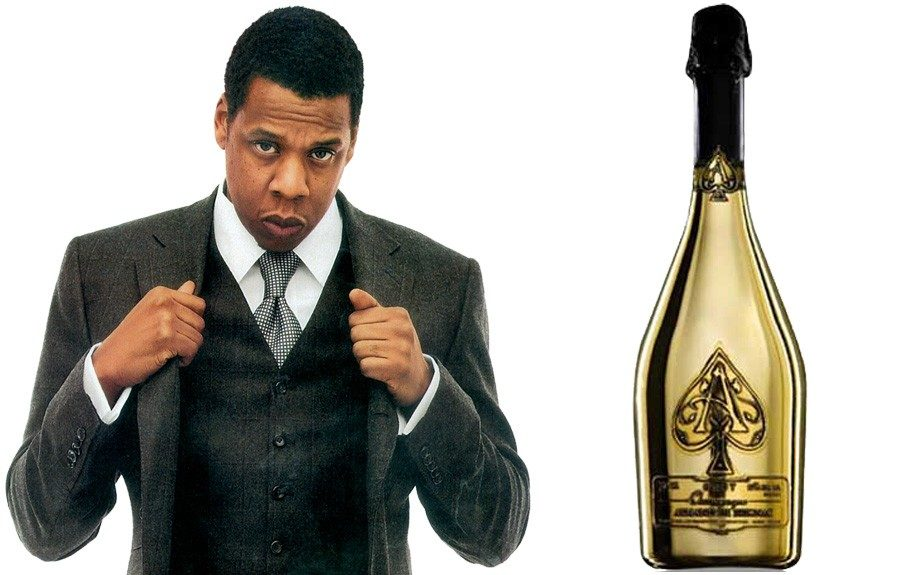 After leading a boycott of Cristalamongst charges of racism from company leadership, Jay-Z instructed us to sip Ace Of Spade instead. We didn't know at the time that he was getting paid for his endorsement. Can't really be mad though, can we?
