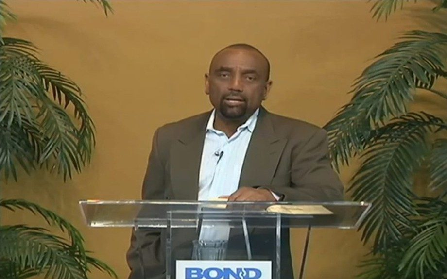 """Rev. Jesse Lee Peterson says women getting the vote was """"one of the greatest mistakes America made."""""""