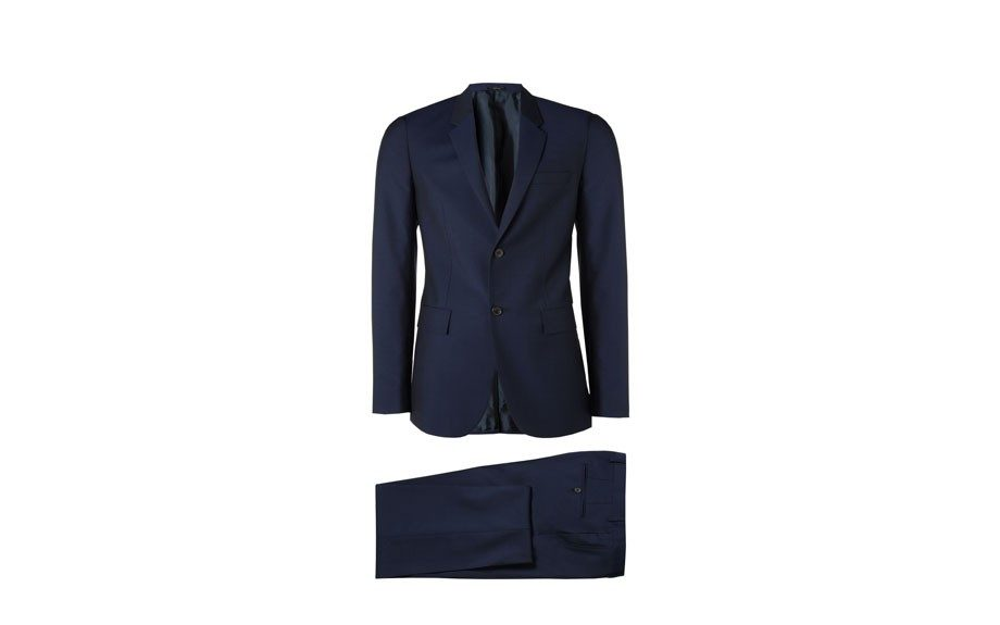 Jil Sander Wool and Mohair Suit, $1860 at mrporter.com