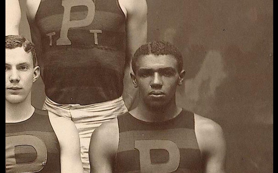 John Baxter This athlete was the first African American to win an Olympic Gold Medal as a member of the US relay team in the London games of 1908