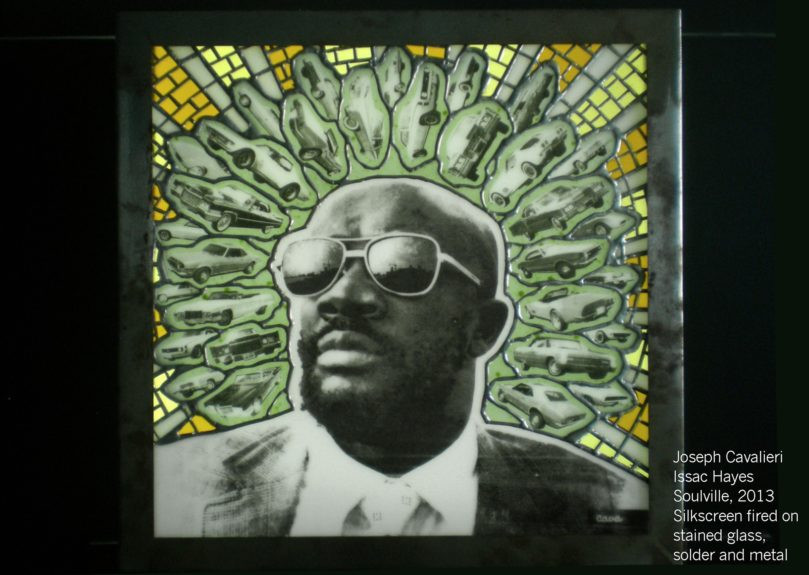 """Joseph Cavalieri, Soulsville, 2013.<br /> Song Reference: Isaac Hayes, """"Soulsville"""" from the album <em>Shaft</em>, Stax Records, 1971"""