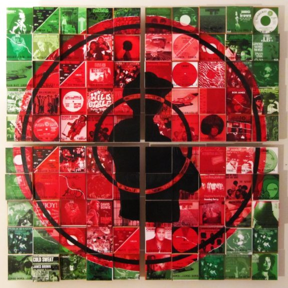 Josh Goldstein, Millions, 2013.<br /> Album Reference: Public Enemy, <em>It Takes a Nation of Millions to Hold Us Back</em>, Def Jam Records, 1988