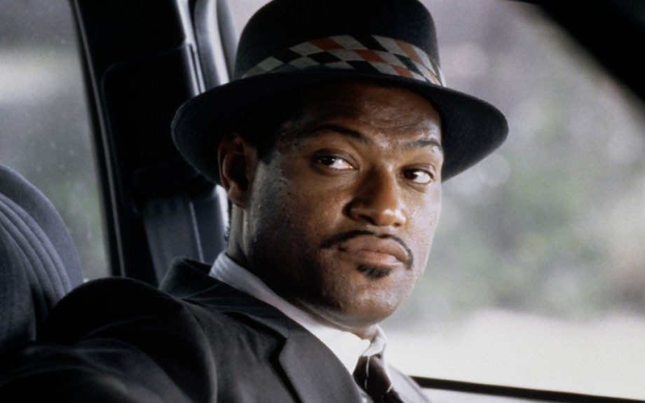 Fishburne also stars in the suspense film Just Cause (1995) as Chief Detective Tanny Brown.