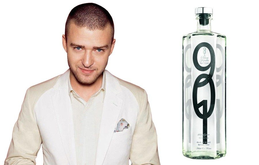Justin Timberlake's 901 Tequila is named for his Memphis hometown's area code. It was released in 2009.