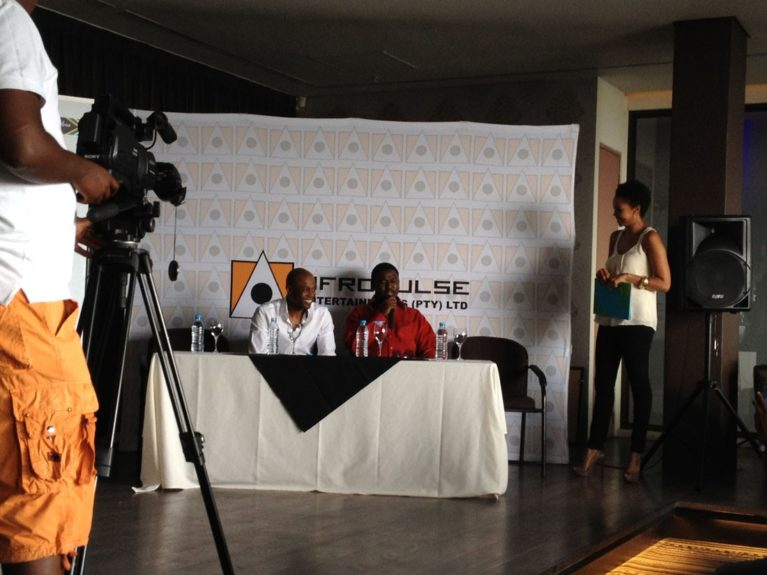 KEM's afternoon press conference with SA media