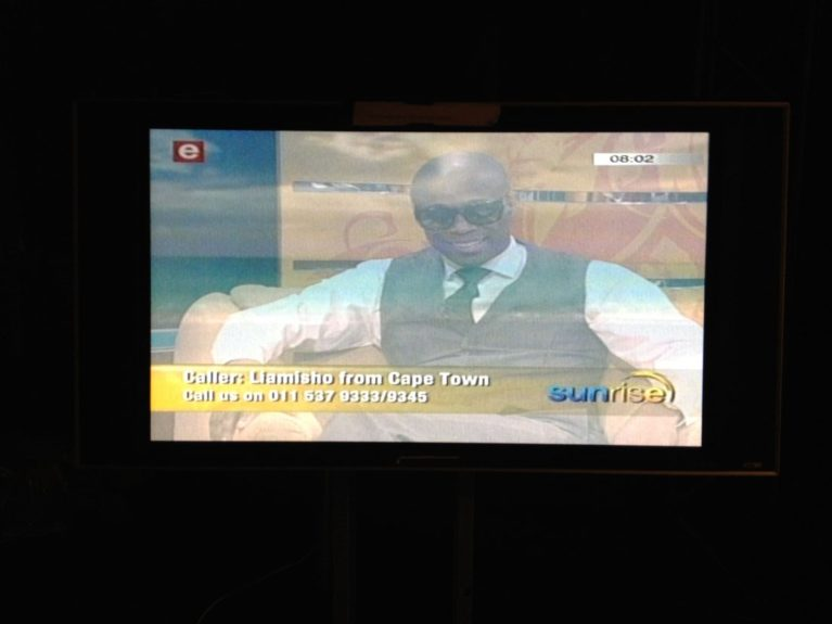KEM taking viewer questions live on Sunrise morning show